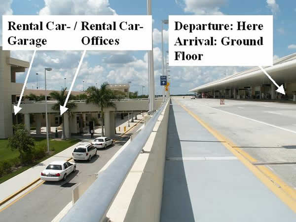 Rental Car Places Near Tampa Airport